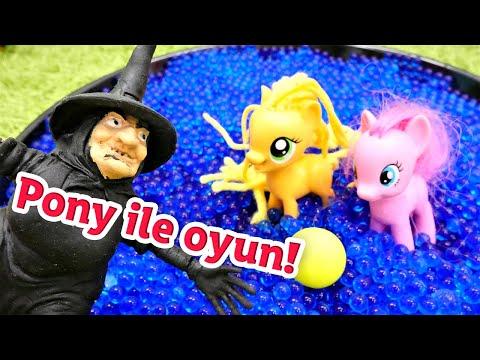 My Little Pony Ile Eğlenceli Oyunlar! Seçkin Bölümleri Izle.