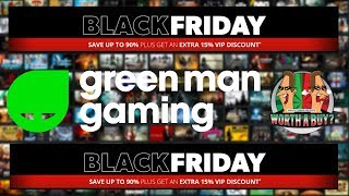 GMG Black Friday Game Sale Review - Anything Worthabuy?