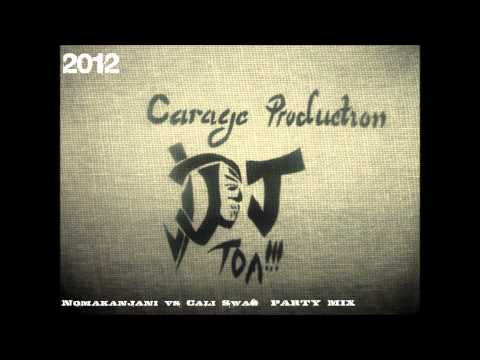 Dj Toa - Nomakanjani Vs Cali Swag PARTY MIX 2012