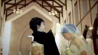 結婚式エンドロール 「幸せをフォーエバー」