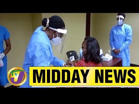 110 Jamaican Police Officers Vaccinated