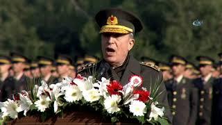 """Genelkurmay Başkanı Hulusi Akar: """"Ordumuz Hainlerden Temizlendikçe Güçlendi"""""""