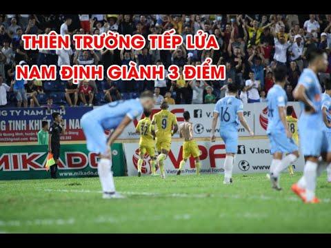 Nam Dinh Da Nang Goals And Highlights