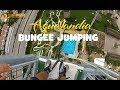 BUNGEE JUMPING @ Aqualandia (POV) 2014