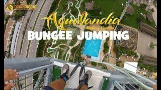 BUNGEE JUMPING @ Aqualandia (POV)