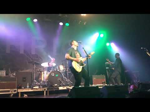 Thrice - The Grey (Live in Cologne 12th June 2018)