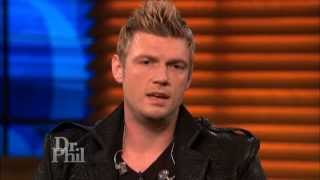 Nick Carter Tells All About Hitting Rock Bottom -- Dr. Phil