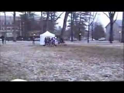 Muggle Quidditch Match At Amherst College