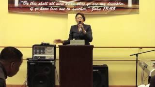Take Another Look - Evangelist Rosalind Z. Morris