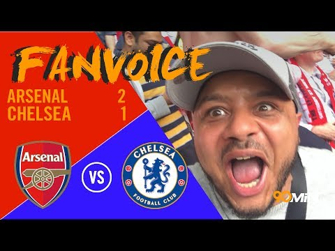 Arsenal win the FA Cup! Sanchez, Costa and Ramsey goals | 90min FanVoice