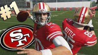 Starting The Legendary 49ers Rebuild! Madden 20 San Francisco 49ers Franchise Ep.1 Preseason