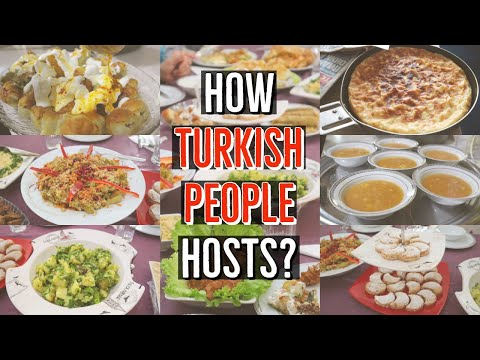 How Turkish People Entertain Their Guests? By Aysenur Altan