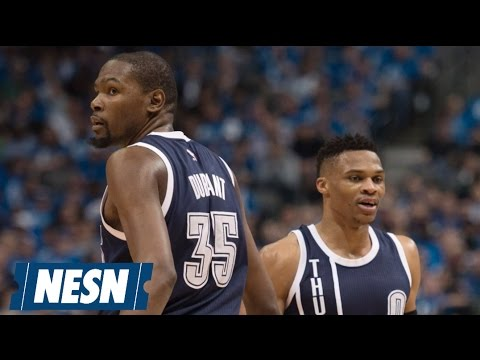Russell Westbrook And Kevin Durant Feud Continues