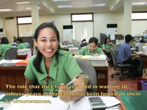 Philippines - Women in Mindanao