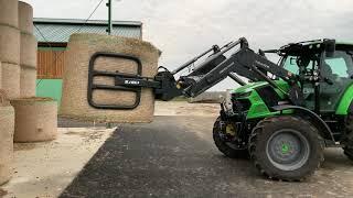 CroAgro 2019. Traktor godine - DEUTZ FAHR 6140 POWERSHIFT
