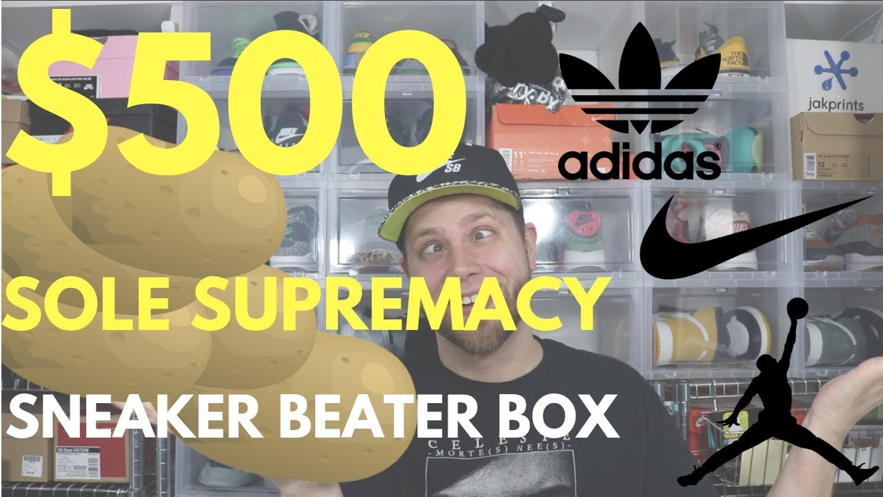 500 sole supremacy beater