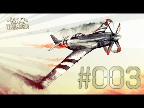 War Thunder #003 - Die deutsche Nation Part 1 [LP] [Deutsch] [HD]