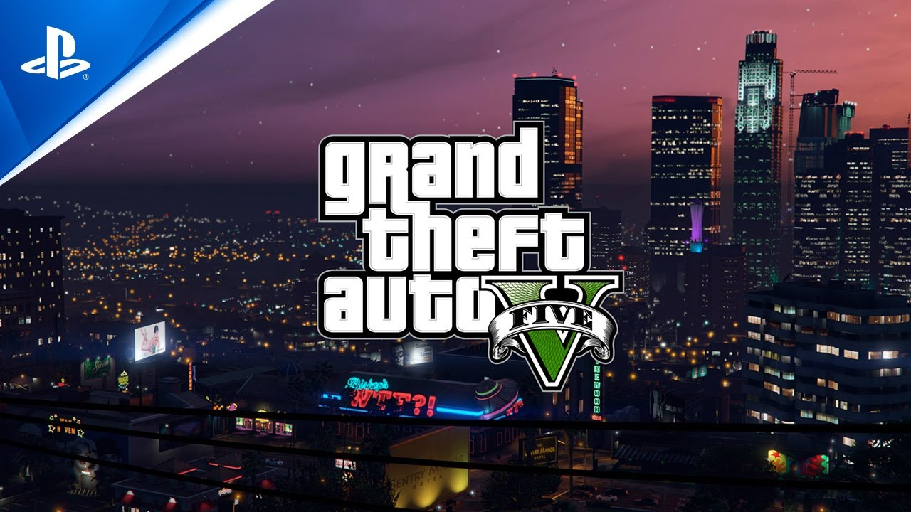Download Grand Theft Auto V and Grand Theft Auto Online - PlayStation Showcase 2021 Trailer | PS5