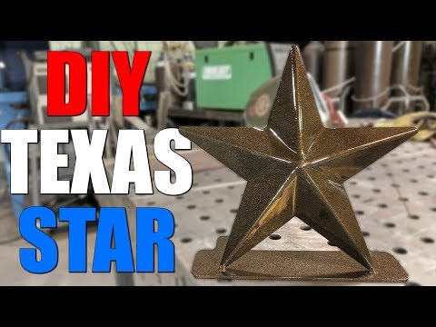 🔥 DIY Texas Star Project (Everlast PowerMTS 211si)