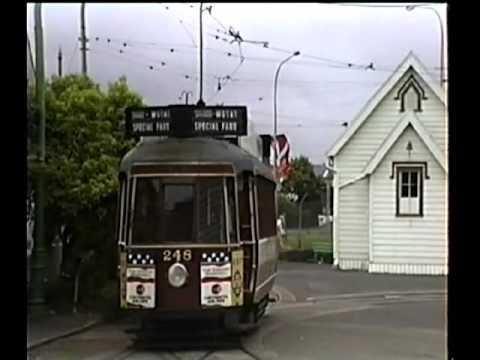 VIDEO 116, Journey Around the World 103,  Auckland,  29 Jan , 1990