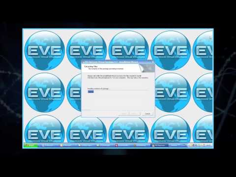 Getting Started with EVE   2  Installing the EVE Server Component