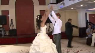 Свадебный танец Наташи и Жени (вальс, диско, тектоник)
