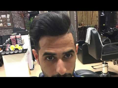 Barber Shop | Hair Cut | Fade | Beard | Style & Design | Al Hilou Man Barber | Pictures | 2017 Video