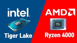 [4K] INTEL 11th Tiger VS AMD R…