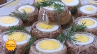 как из холодца сделать шедевр кулинарии? (15.01.16)