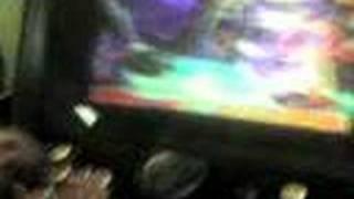 Ronaldinho Lima Jogando Marvel VS Capcom