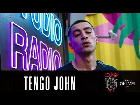 Youtube: TENGO JOHN – Freestyle COUVRE FEU Hors-Série sur OKLM Radio