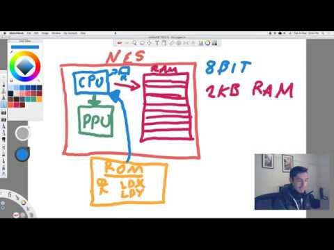 Episode 1: Python 3 NES Emulator #programming