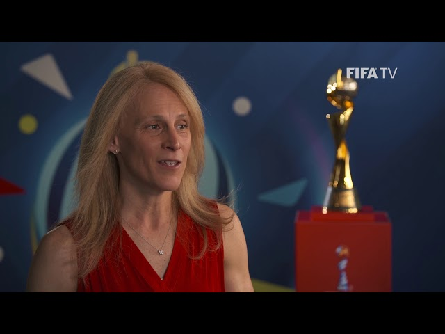 FIFA Women's World Cup Trophy Tour kicks off in France