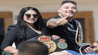 BREAKING NEWS: (WOW) ANDY RUIZ JR. SHOWS OFF NEW CARS AND LIFESTYLE !!