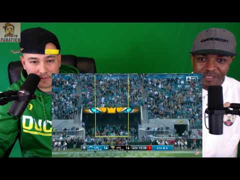 Jaguars vs Chargers | Reaction | NFL Week 10 Game Highlights