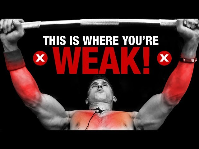 5 Red Flags of a Weak Chest (FIX THESE!)