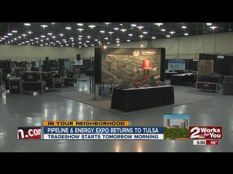 Pipeline And Energy Expo Returns To Tulsa