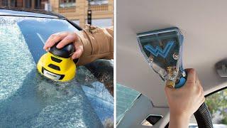 Удивительные приспособления для мытья авто и самые невероятные автоматические мойки