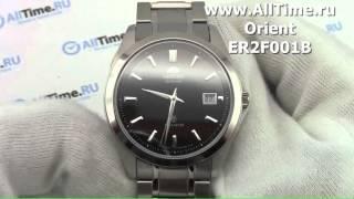 Обзор. Мужские наручные часы Orient ER2F001B