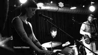 """Sharon Van Etten -LIVE- """"You Know Me Well"""" @Berlin June 02, 2014"""