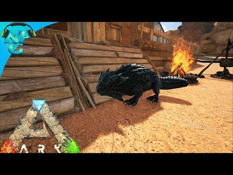 Baby Thorny Dragons! ARK Survival Evolved - Scorched Earth E10