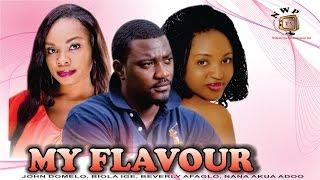 My flavour     - Nigerian Nollywood  Movie