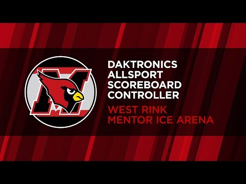 Mentor Ice Arena West Rink Scoreboard Controller Instructions