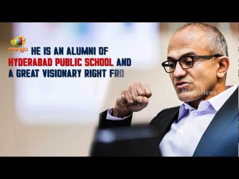 Microsoft Names Indian Born Satya Nadella As CEO