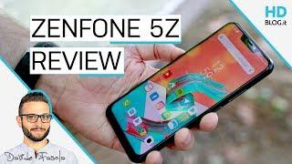 RECENSIONE ASUS ZENFONE 5Z, è Snapdragon 845 a fare LA DIFFERENZA!
