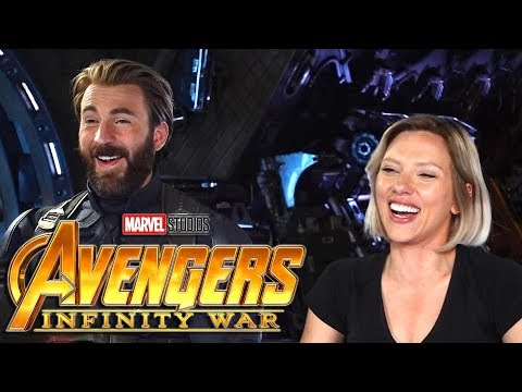 'Avengers: Infinity War': Inside Marvel's Biggest Movie Yet | Entertainment Tonight