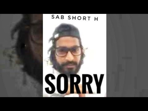 Emiway apologize to raftaar after this diss battle and clear all the matter on instagram short h