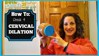 How to Check Cervical Dilation + Vaginal Exam