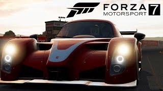 Forza Motorsport 7 Gameplay - RADICAL - SONOMA RACEWAY - IMPRESSIVE COCKPIT (Xbox One X 4K Gameplay)