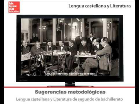 Lengua Castellana y Literatura 2 Bachillerato Editorial McGraw-Hill EAN 9788448183608